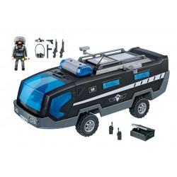 5564 - Camión Unidad Especial de Policía - Playmobil
