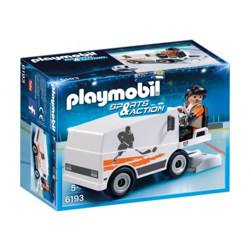 6193 - Pulidora de Hielo - Playmobil