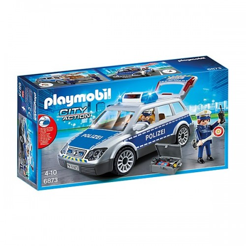 6873 - Patrulla de Policía - Playmobil