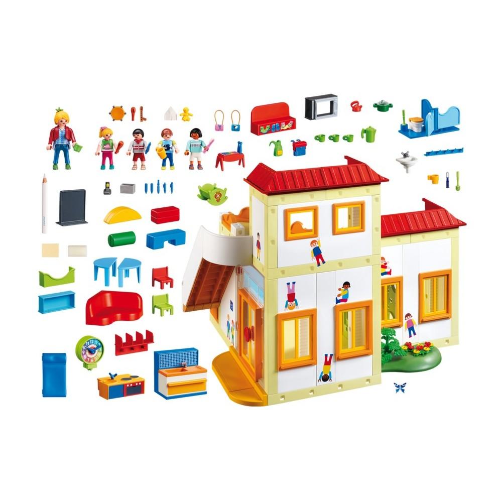 5567 guardería de playmobil  playmobileros  tienda de