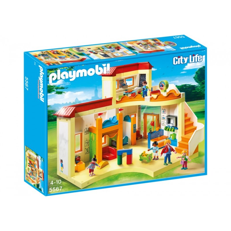 5567 -Guardería de Playmobil
