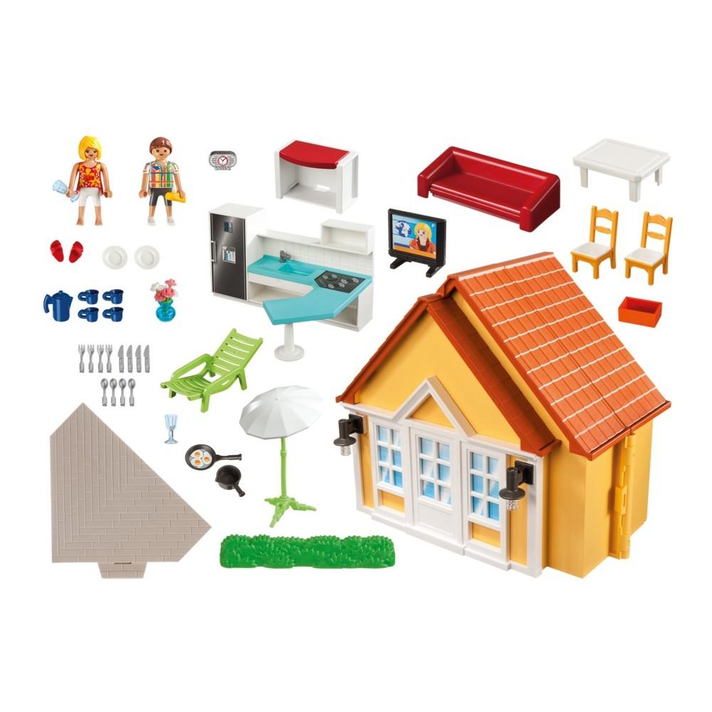 6020 casa de campo malet n playmobil playmobileros for Casa de campo