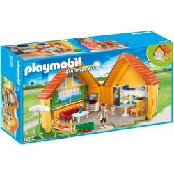 6020 - Casa de Campo Maletín - Playmobil