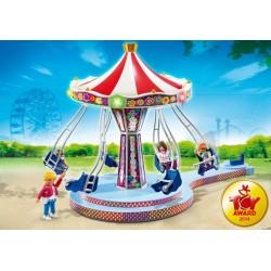 5548 - Carrusel con Columpios Voladores - Playmobil