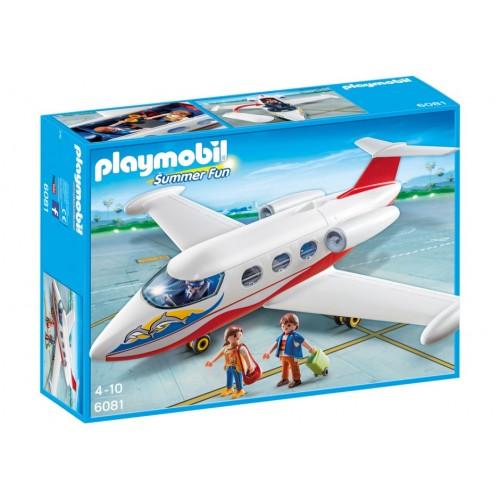 6081 - Avión de Vacaciones - Playmobil