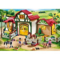 6926 - Granja de Caballos - Playmobil