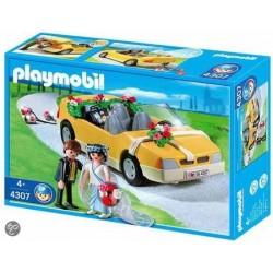 4307 sposi sposi auto lattine - Playmobil
