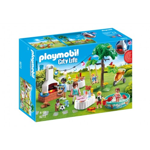 9272 - Fiesta Barbacoa Picnic - Playmobil
