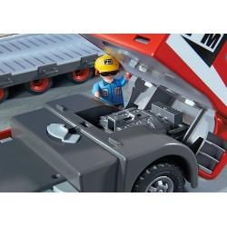 5467 - Camión Mercancía Pesada - Playmobil