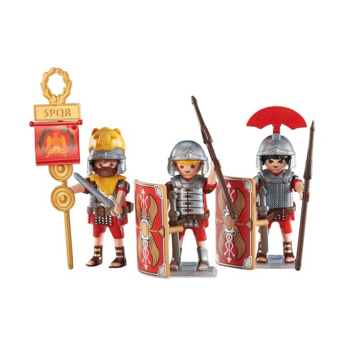 6490 Roman 3 soldati - Playmobil - novità 2016