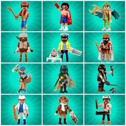 9332 - Playmobil Figures 13 Boys - Colección Completa
