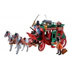 4399 - Diligencia del Oeste - Playmobil