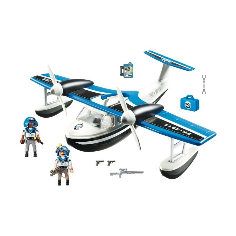 9436 - Avioneta Policía Marítima - Playmobil