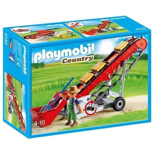 6132 - Cinta Transportadora de Heno - Playmobil
