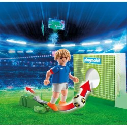 6894 - Futbolista Francia - Playmobil