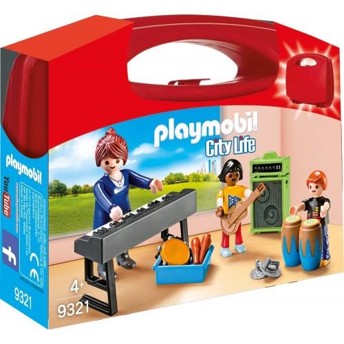 9321 - Maletín Clase de Música - Playmobil