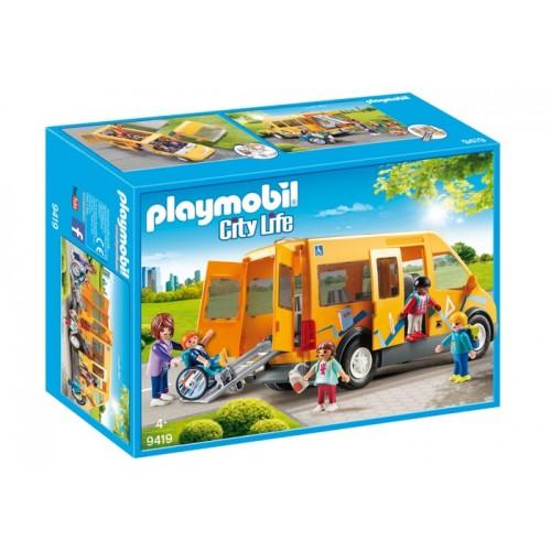 9419 - Autobus Escolar - Playmobil