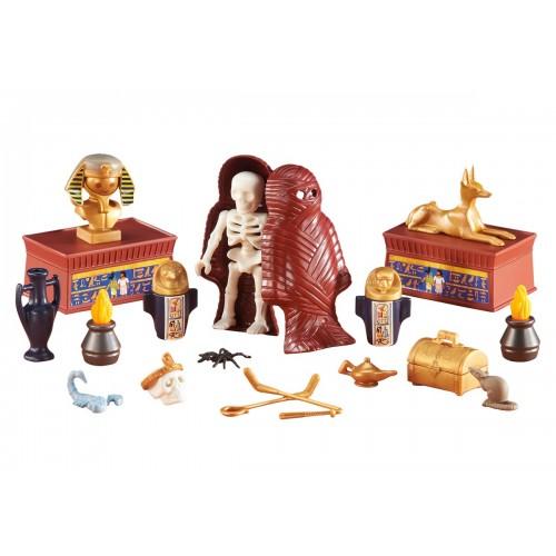 6483 tesori del faraone - sarcofago - Playmobil