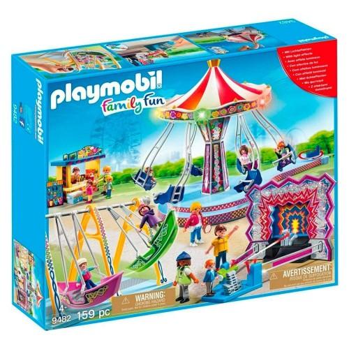 9482 - Parque de Atracciones - Playmobil