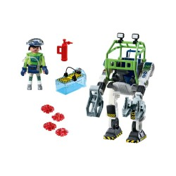 5152 - E-Rangers Collectobot - Playmobil