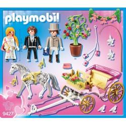 9427 - Carruaje de Bodas - Playmobil