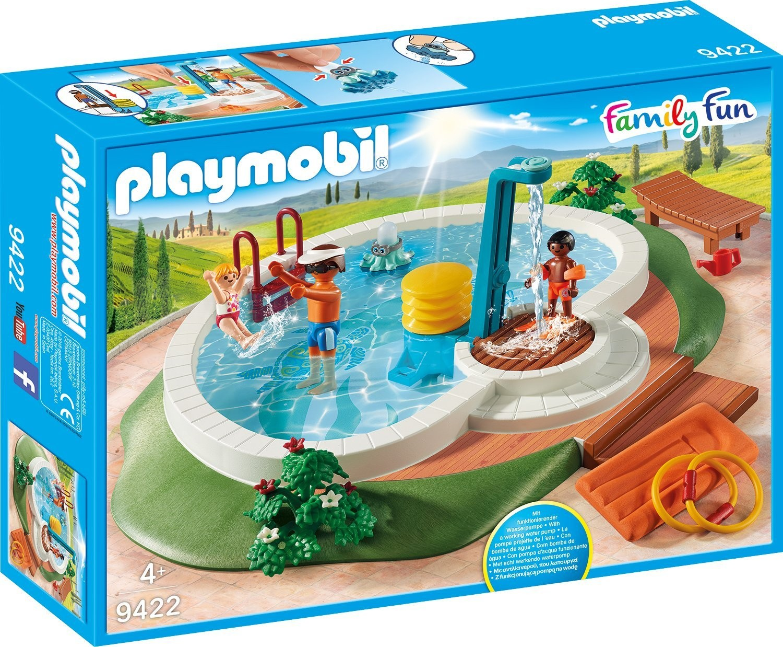 Playmobil 9065 tiburón martillo diversión familiar con bebé