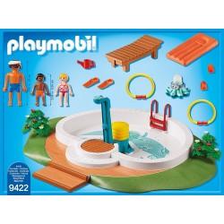 9427 - Piscina de Verano - Playmobil