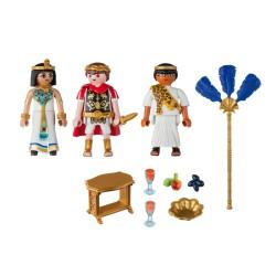 9169 - Cesar y Cleopatra - Playmobil
