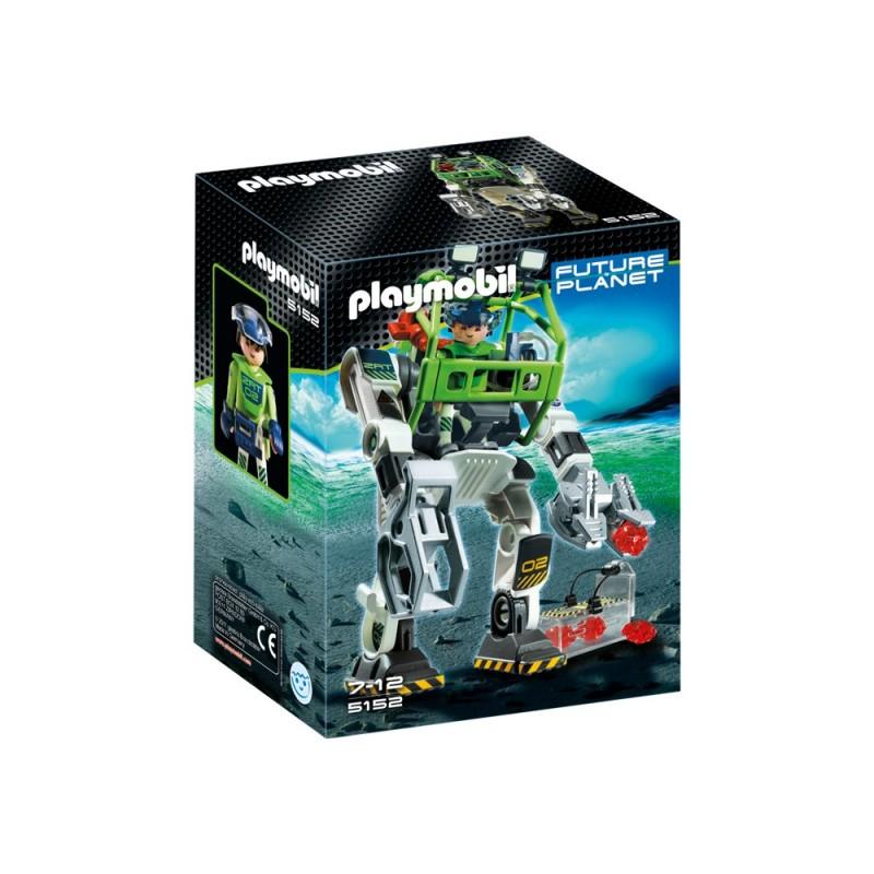 5152 e-Rangers Collectobot - Playmobil