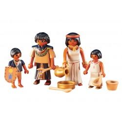 6492 famiglia egiziano - novità Playmobil 2016