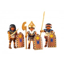 6488 3 soldiers Egyptians - Playmobil novelty 2016