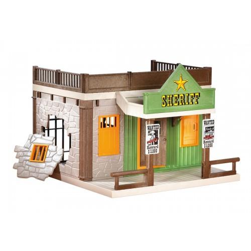 7378 - Oficina del Sherif - Playmobil del Oeste