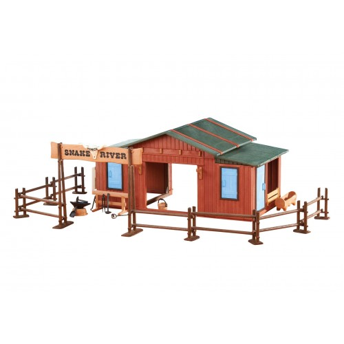 6321 West - Playmobil Ranch