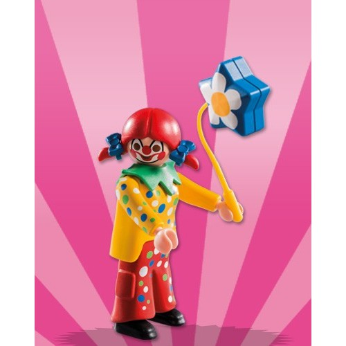 5597 Payasa - Figures series 8 - Clown - Playmobil