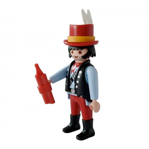 6840 - Bandido - Figures Series 10 - Playmobil