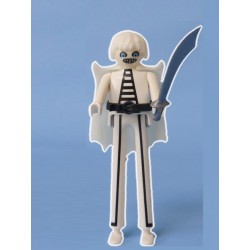 6840 pirate ghost - Figures Series 10 - Playmobil