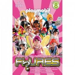 5597 - Ejecutiva - Figures Serie 8 - Playmobil