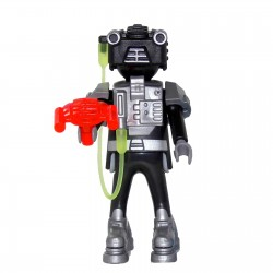 6840 robot - Figures Series 10 - Playmobil