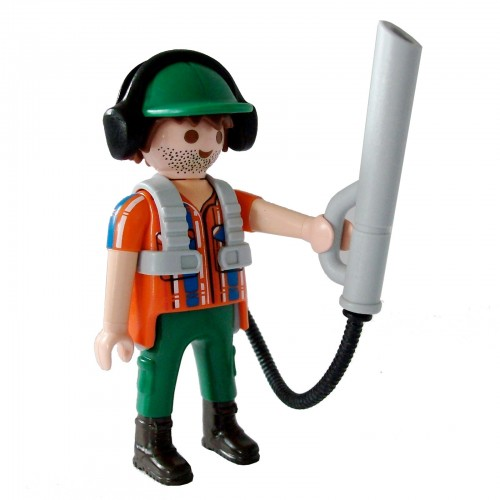 6840 gardener - Figures Series 10 - Playmobil