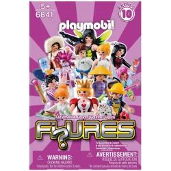 6841 robot rosa - 10 serie figure - Playmobil