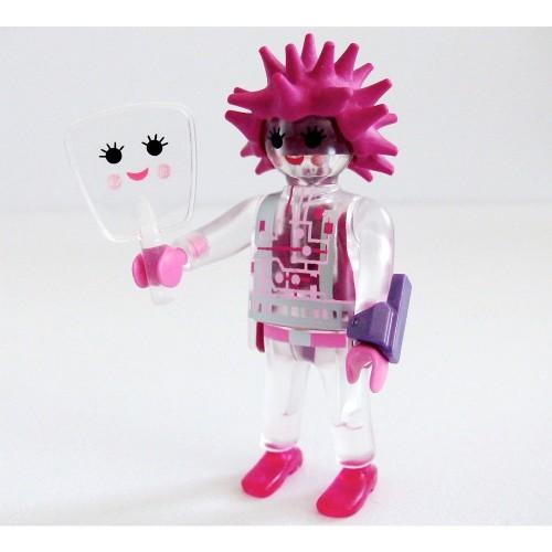 6841 - Robot Rosa - Figures Series 10 - Playmobil