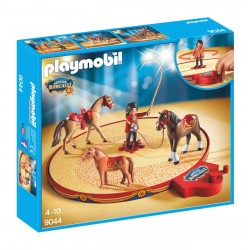 9044 domatore di cavalli - circo Roncalli - Playmobil