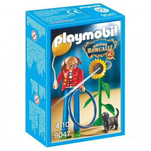 9047 clown del circo Roncalli - Playmobil
