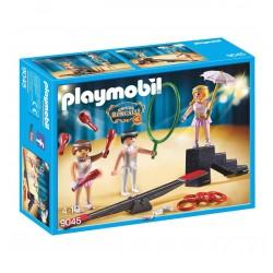 9045 acrobats - circus Roncalli - Playmobil