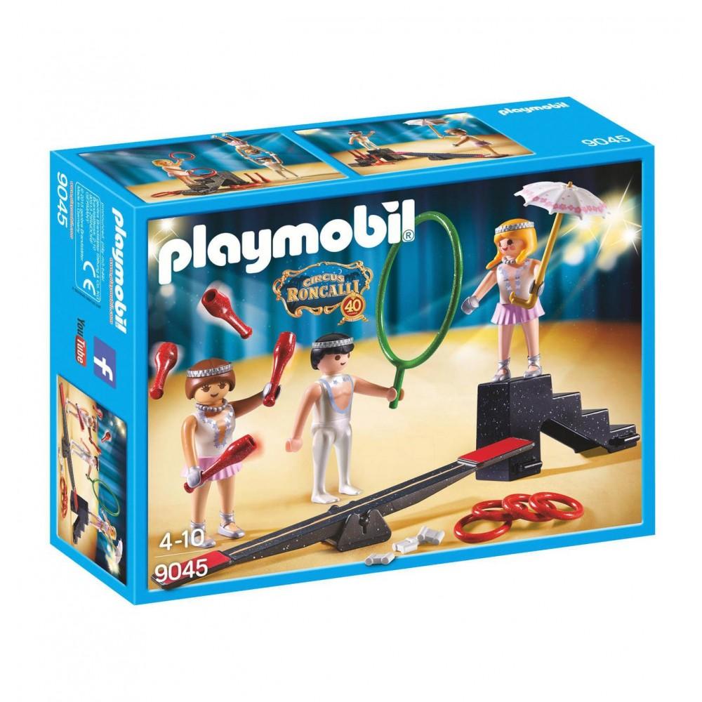 9045 acrobats circus roncalli playmobil - Cirque playmobil ...