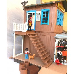 3770 train station Colorado Springs - second hand - Playmobil