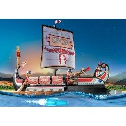 5390 Roman galley - new 2016 - Playmobil - boat