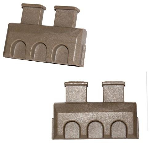 Almena double - 3194762 - Medieval Castle - system Steck Playmobil