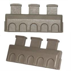 Almena - 3194750 - Medieval Castle - system Triple Steck Playmobil