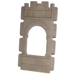Wall wall with window - 3193900 - Medieval Castle - system Steck Playmobil